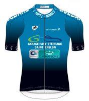 maillot asptt rennes cyclisme 2020